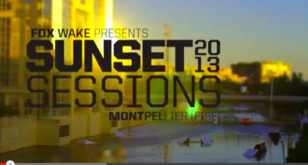 Fox Wake – Sunset Sessions – Montpellier (FISE)