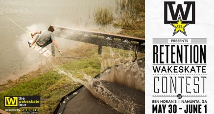 Retention Wakeskate Recap